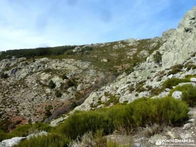Guadarrama;Pico de la Najarra-parque natural de redes lagos covadonga asturias turismo pueblos